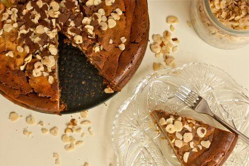 Nutella Cheesecake 1