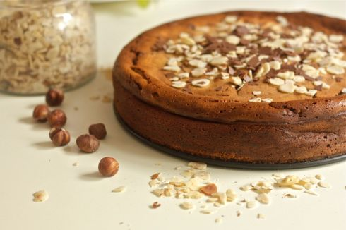 Nutella Cheesecake 4