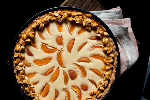 Aprikosen-Erdnuss-Tarte-4