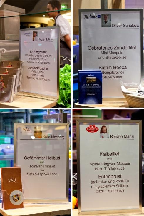 kaufhof-gourmet-event-menü